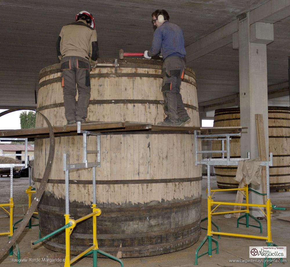 Carpinteria toneleria Asturias